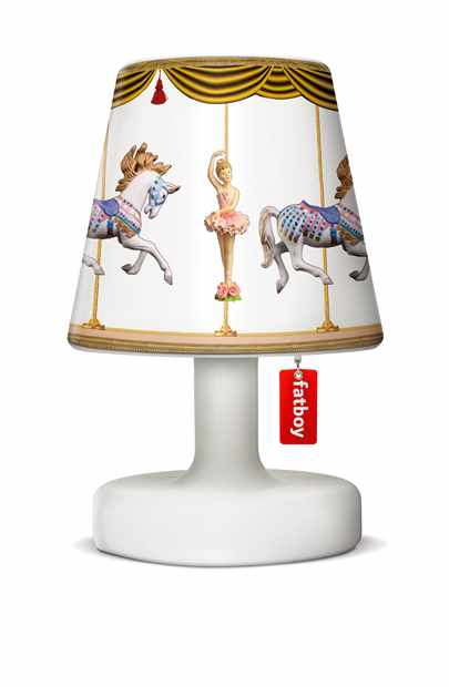 Image of   Fatboy cooper cappie lampeskærm carousel