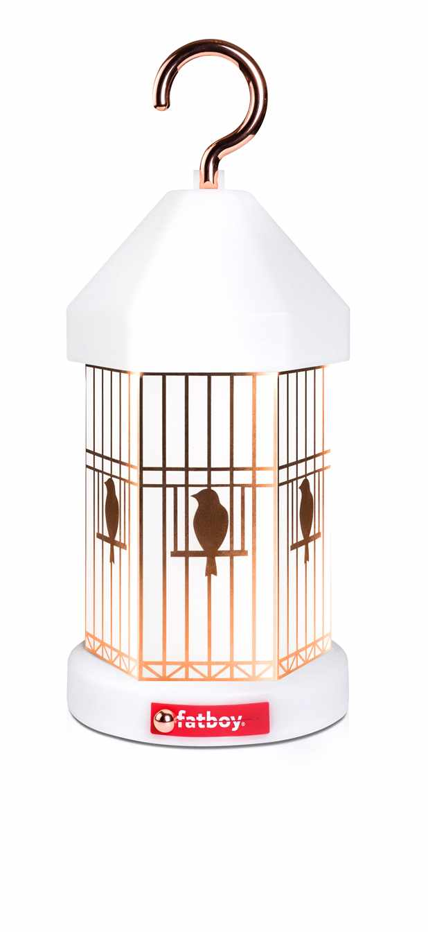 Image of   Fatboy cappie-on lampeskærm birdcage