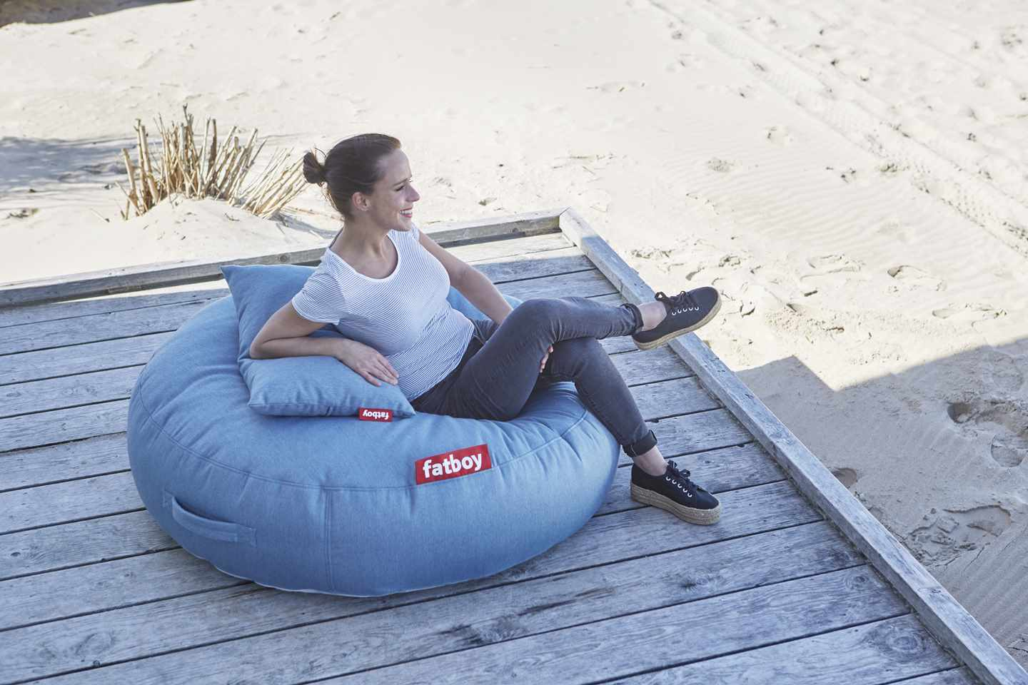Image of   Fatboy pupillow mineral blå