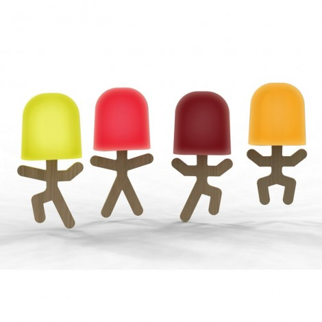 Image of   Ispind (lollypop men)