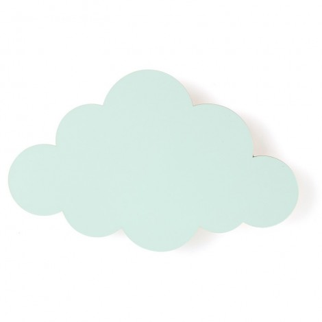 Image of   Cloud lampe (mint)