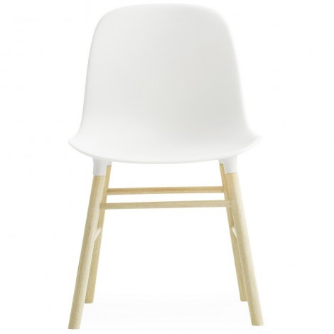 Image of   Miniature form chair (hvid)