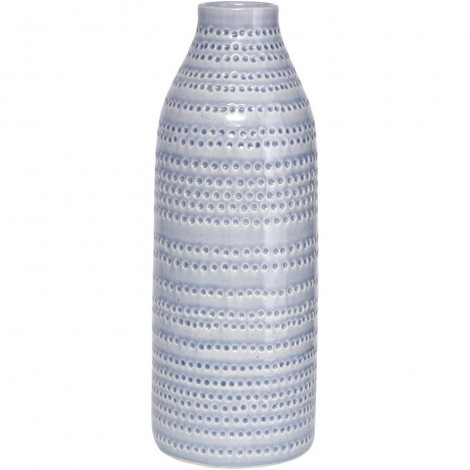 Image of   Circles vase (grå)