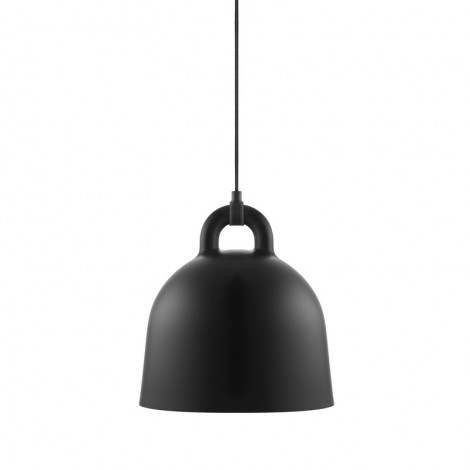 Image of   Bell lampe (small/sort)