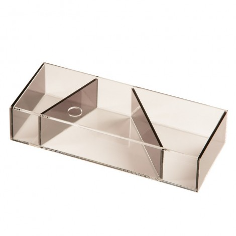 Image of   Diamond box (sort)