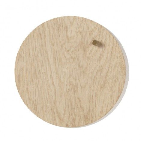 Image of   Naga cirkle wood (25 cm/eg)