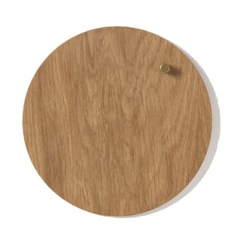 Image of   Naga cirkle wood (25 cm/teak)