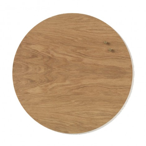 Image of   Naga cirkle wood (45 cm/teak)