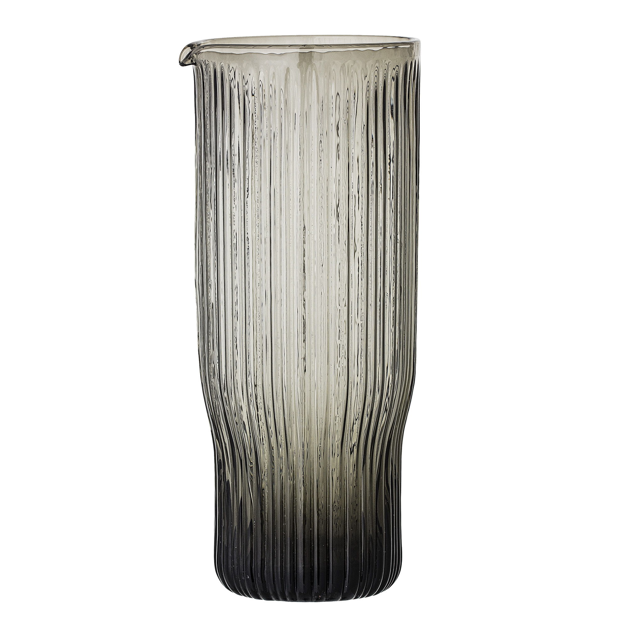 Image of   Decanter, grey, glass