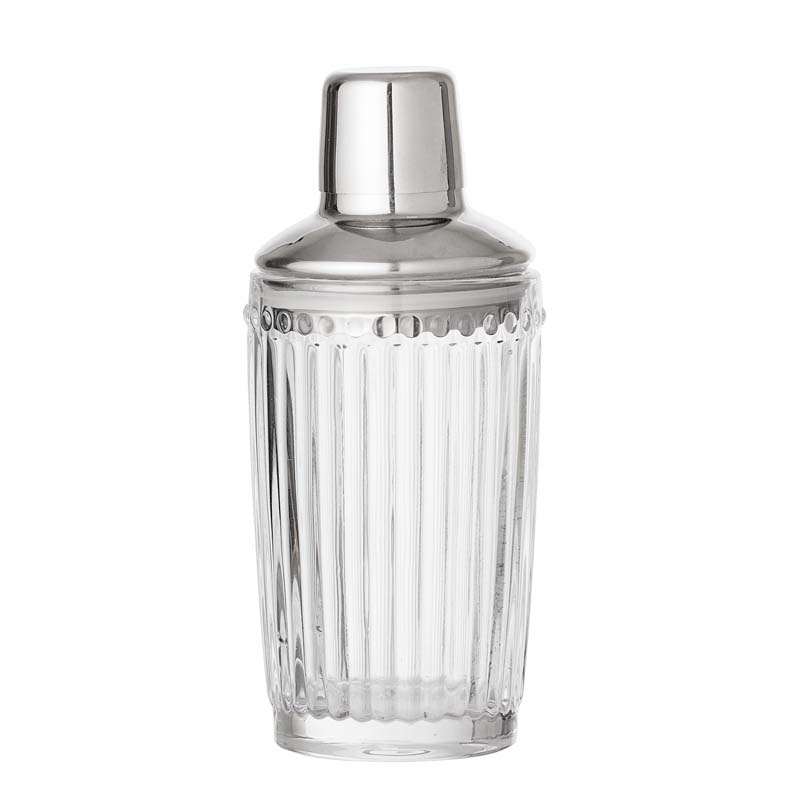 Image of   Bloomingville cocktail shaker, klar, glas