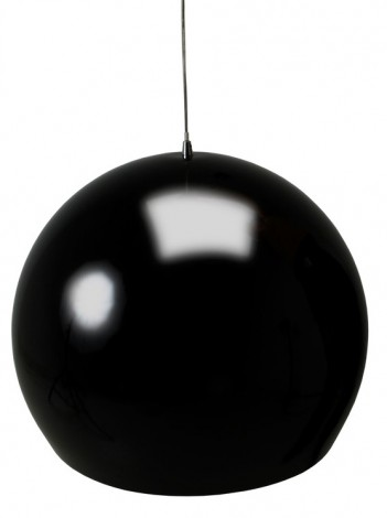 Image of   Belle ball xl lampe (sort)