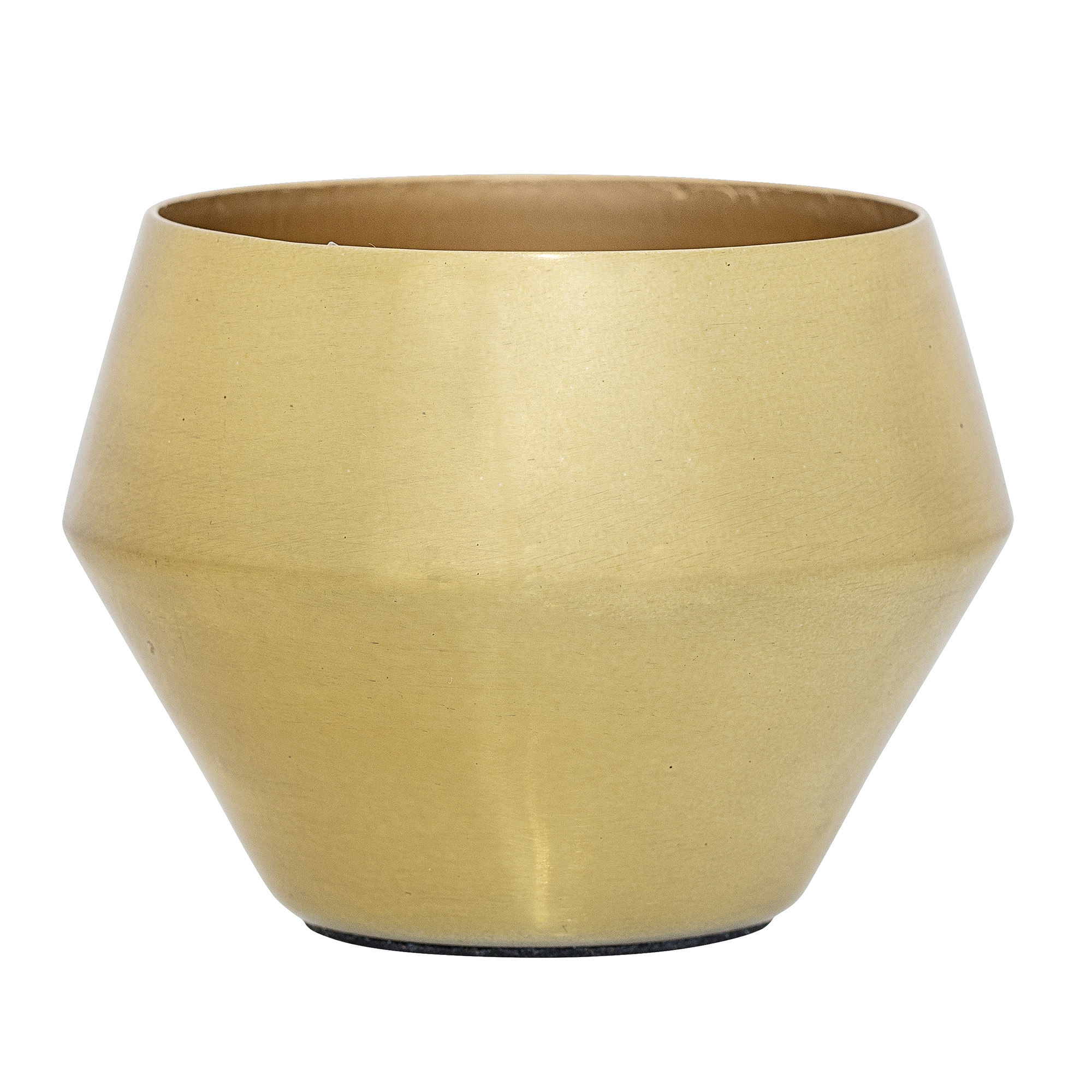 Image of   Bloomingville aluminiums vase (guld)