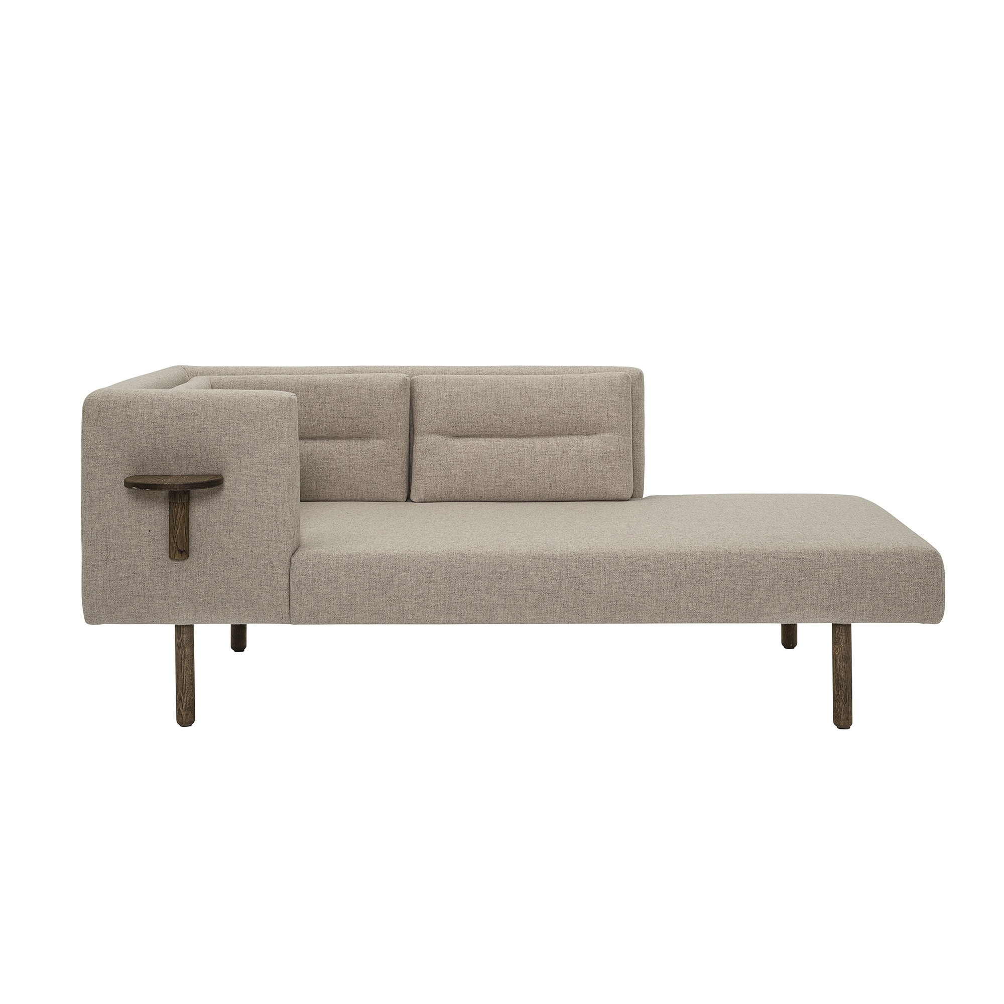 Image of   Bloomingville lean daybed (brun)