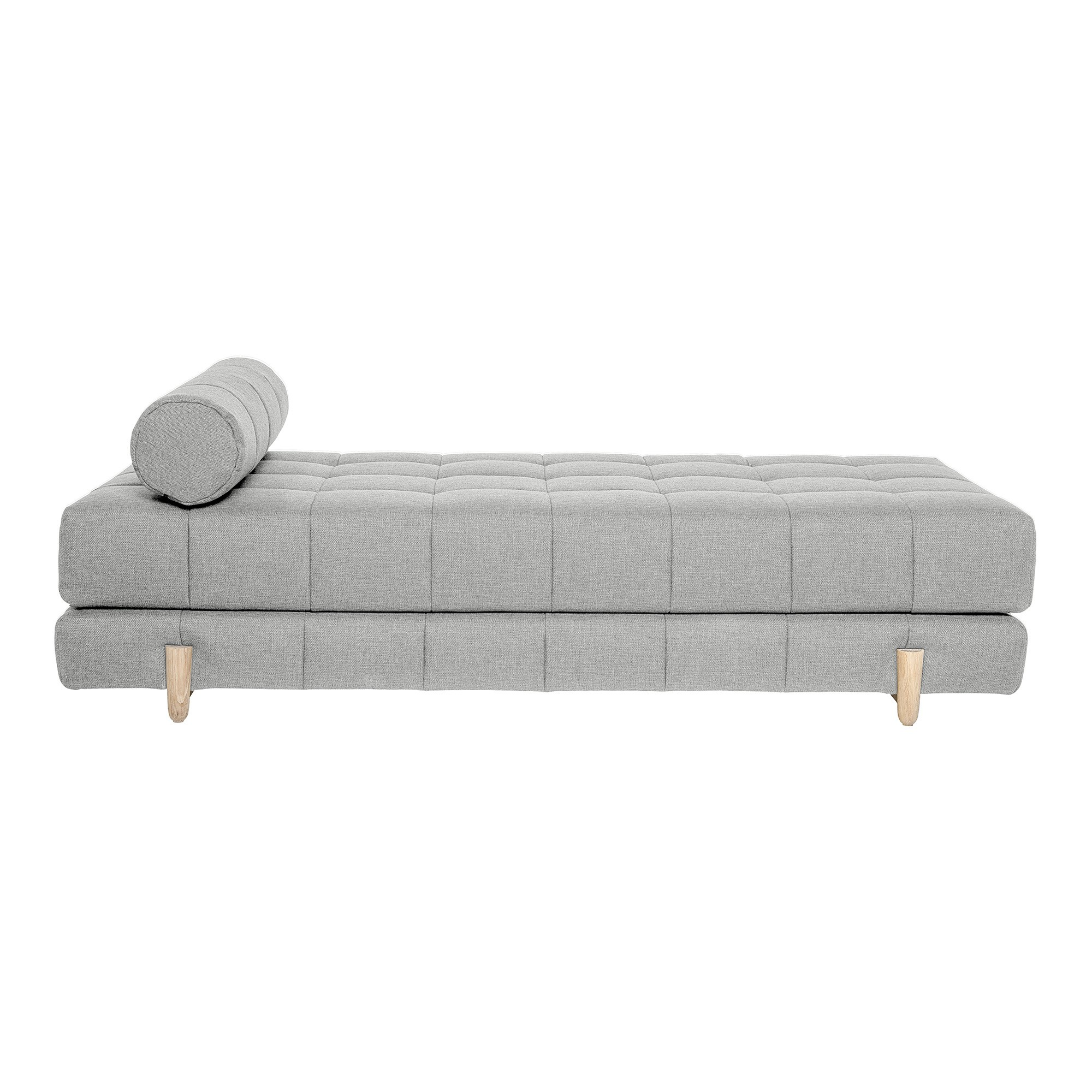 Image of   Bloomingville bulky daybed (lysegrå)