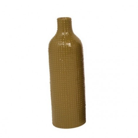 Image of   Vase tall dotty (grøn)