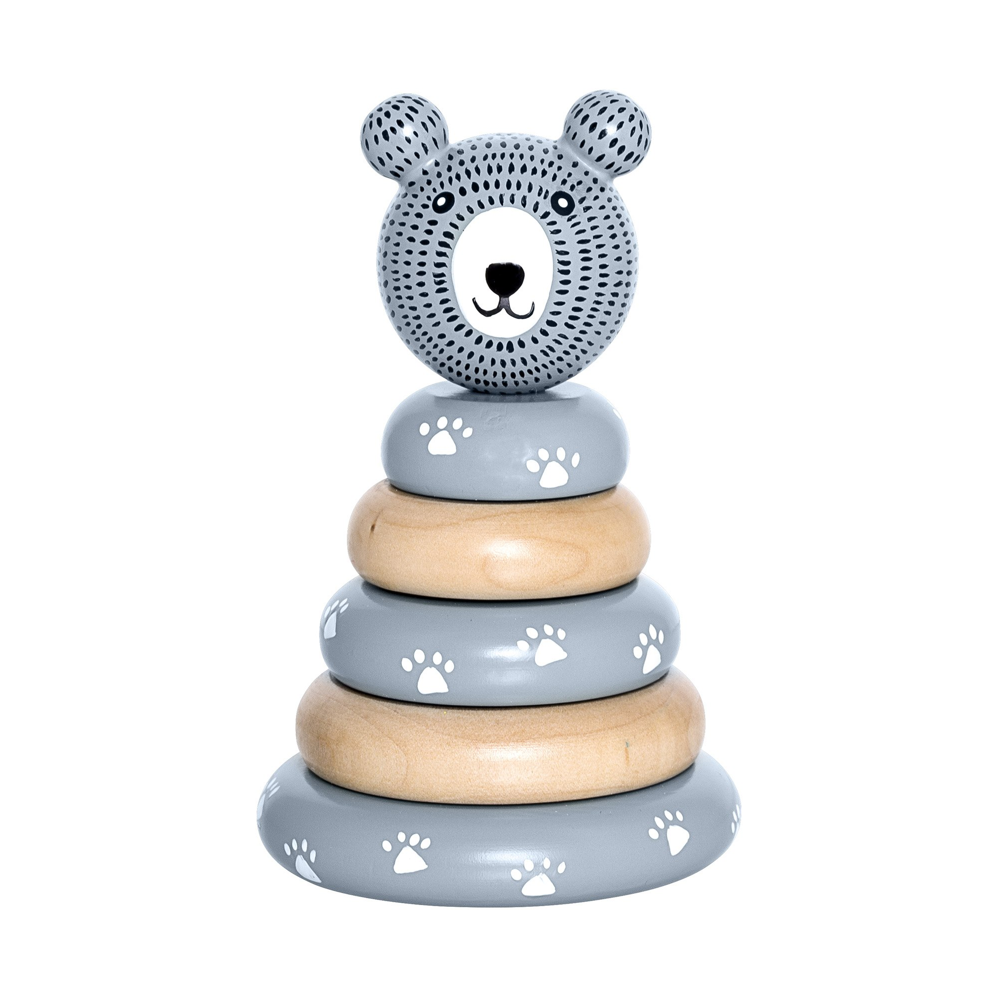Image of   Stacking toy, nature/sky blue