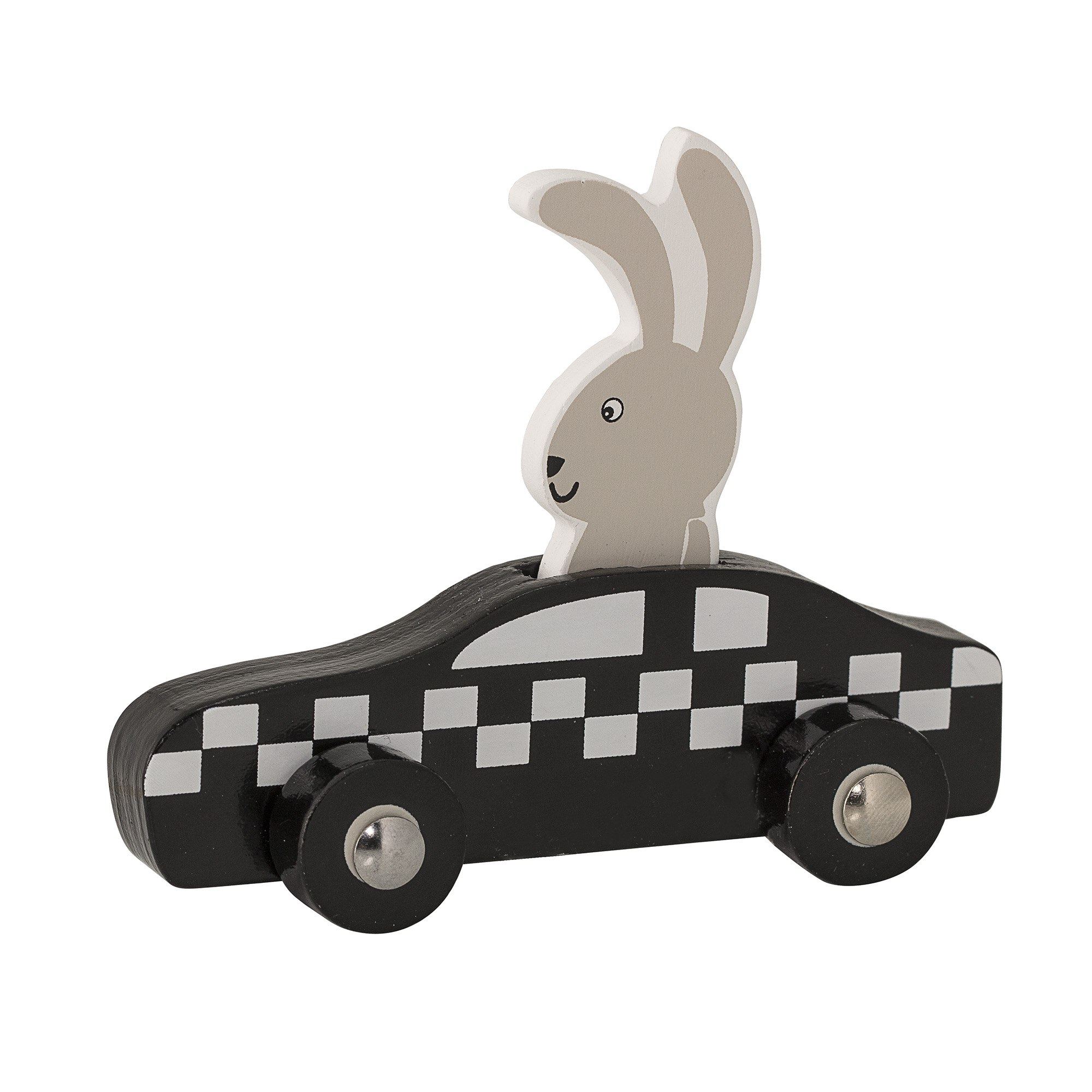 Image of   Toy car, black, plywood