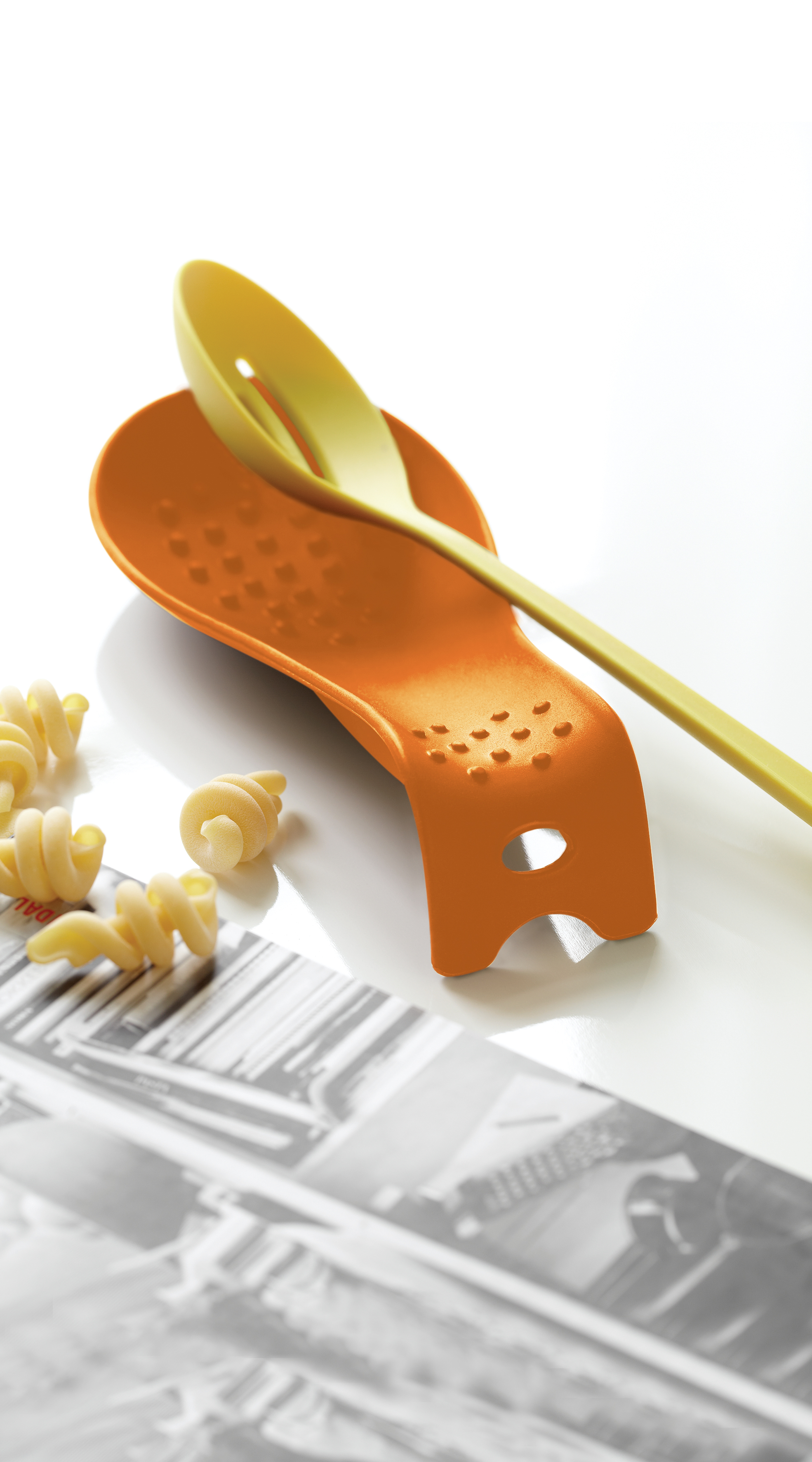 Image of   Skeholder silicone orange