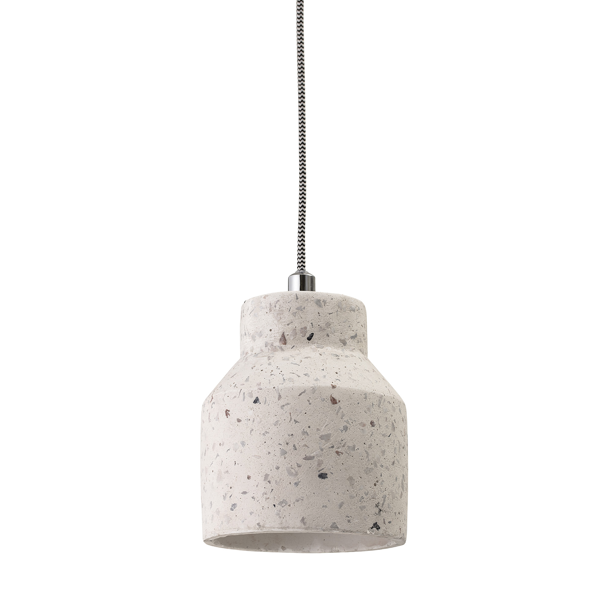 Image of Bloomingville loftlampe (beton/d12) (68801159)