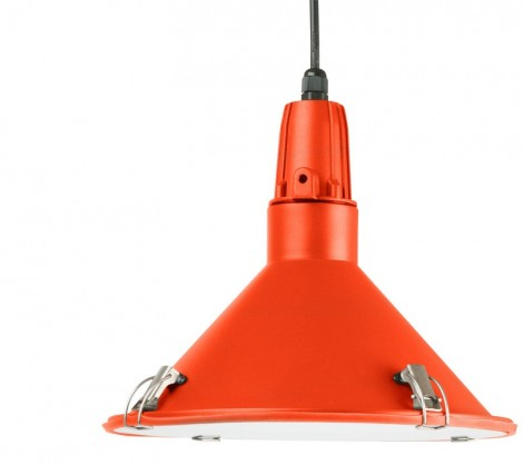Image of   Inside out lampe (orange)