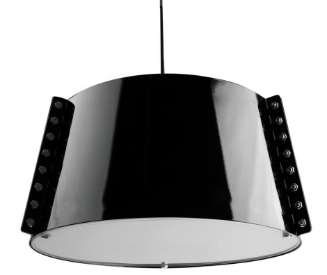 Image of   Airoplane lampe (sort)