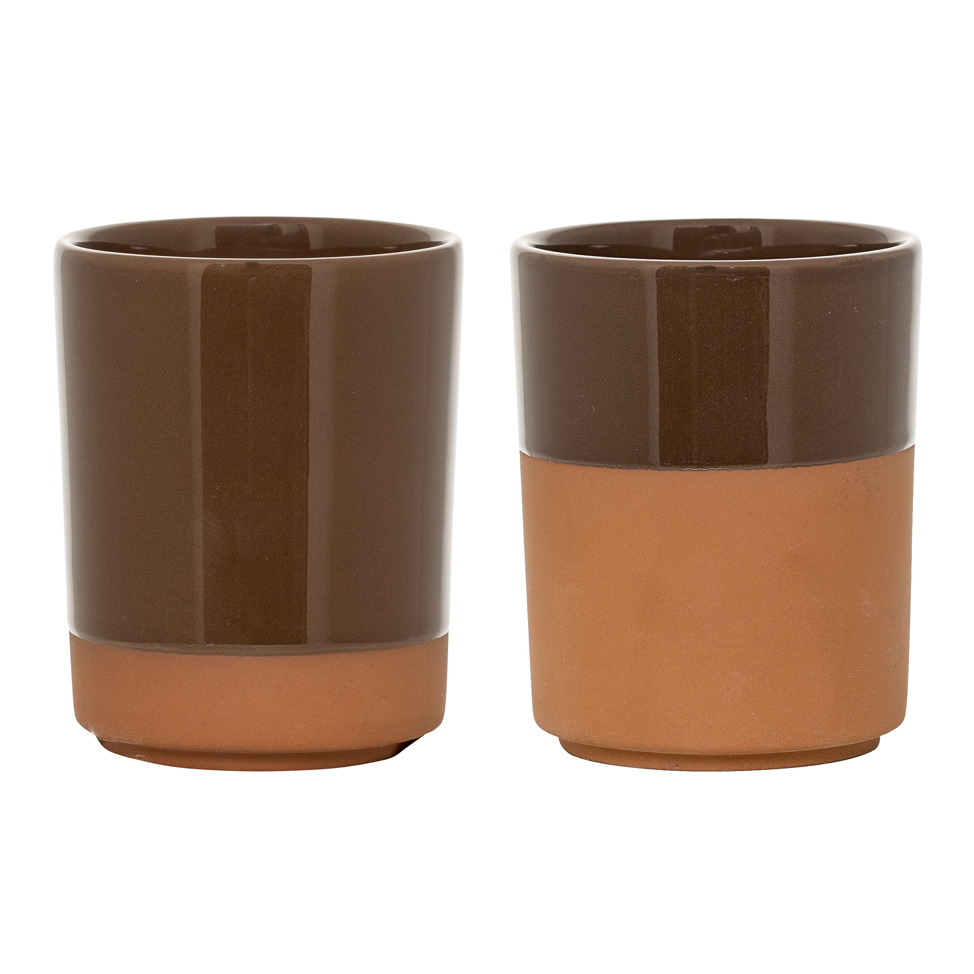 Image of   Cup, terracotta/brown