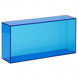 WALL BOX AFLANG (OCEAN BLUE)