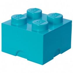 LEGO BRICK 4 (MEDIUM AZUR)