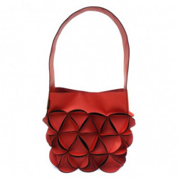 BLOSSOM TOTE BAG (ORANGE)