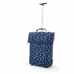 TROLLEY M (SPOTS NAVY)