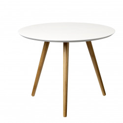 Coffee Table, White, Wood