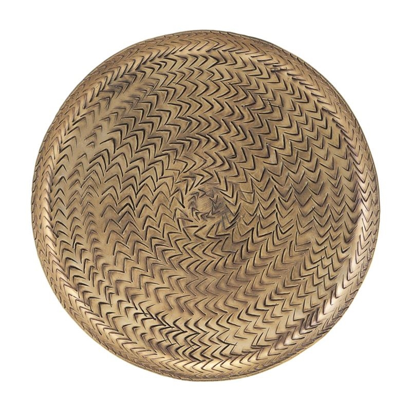 Image of   House doctor bakke rattan messing finish (ø20 cm)