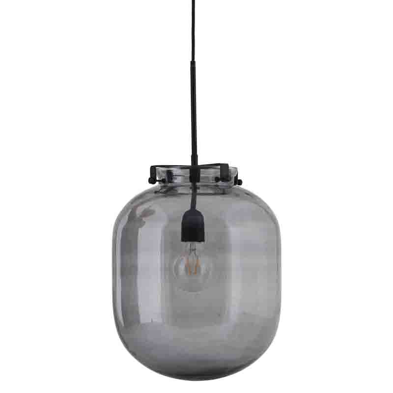 Image of Ball loftlampe (grå) (23903)