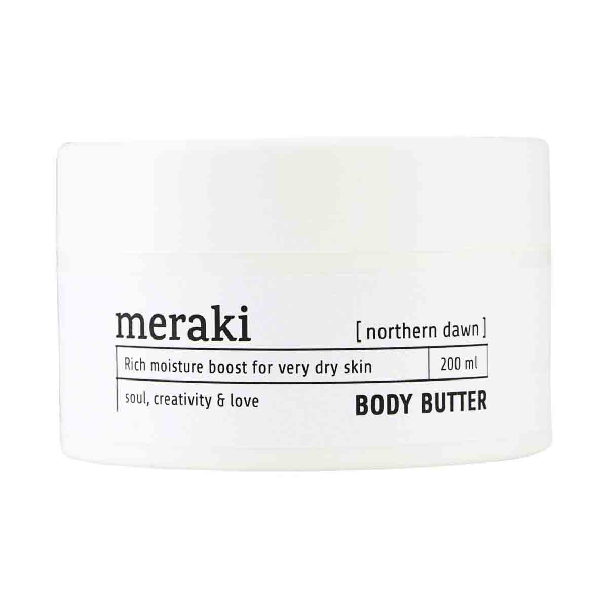 Image of   Body butter (northern dawn)
