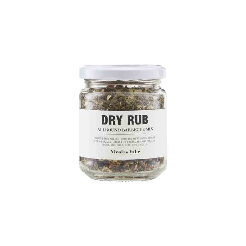 Image of   Nicolas vahe dry rub, allround barbecue mix
